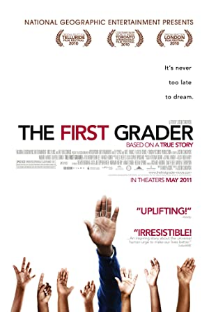 Permalink to Movie The First Grader (2010)