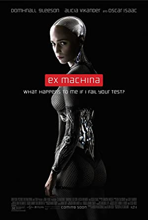 Ex Machina poster