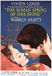 The Roman Spring of Mrs. Stone(1961) Poster - Movie Forum, Cast, Reviews