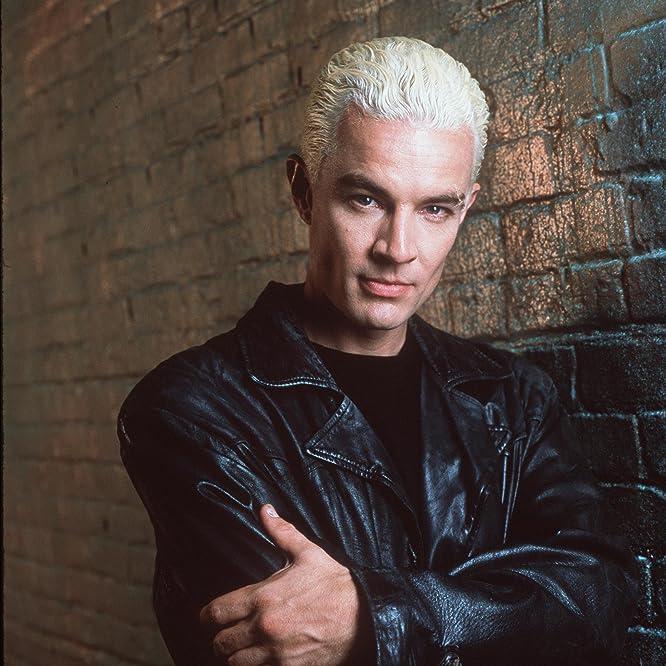 James Marsters in Buffy the Vampire Slayer (1996)