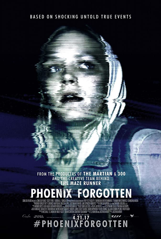 film Phoenix Forgotten en streaming