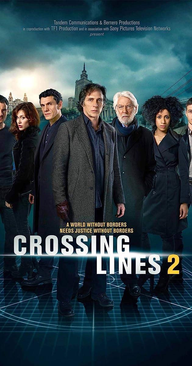 Crossing Lines Tv Series 2013 Imdb