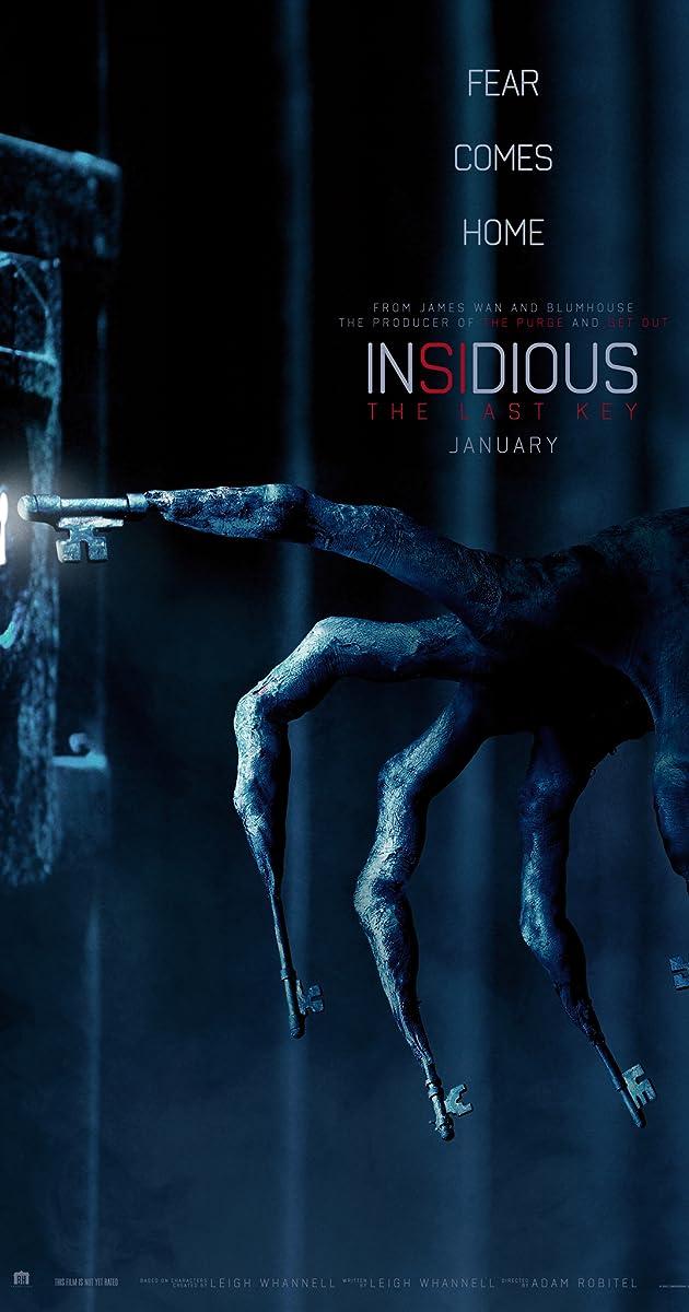 Insidious: The Last Key parsisiusti atsisiusti filma nemokamai