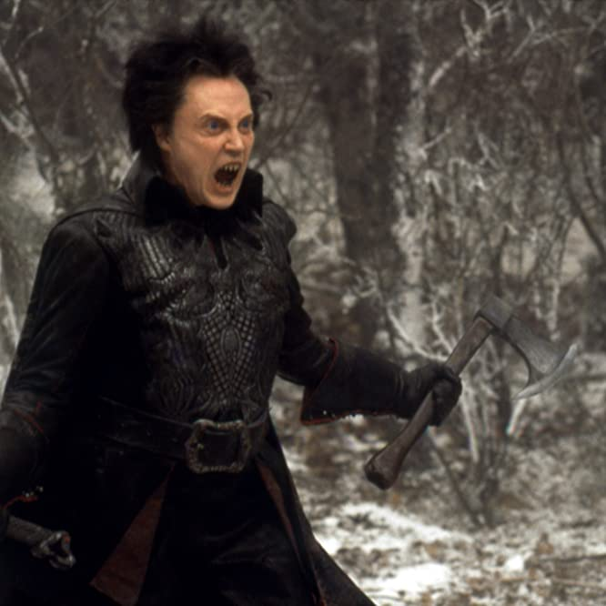 Christopher Walken in Sleepy Hollow (1999)