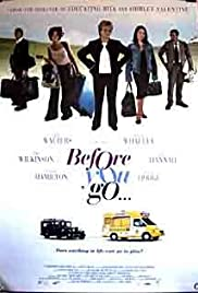 Before You Go Poster