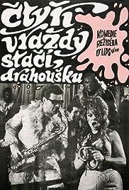 'Ctyri vrazdy stací, drahousku' Poster
