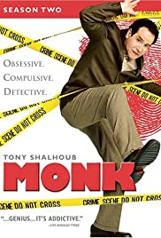 Mr. Monk Gets Married Poster
