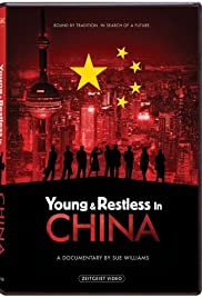 Young & Restless in China Poster