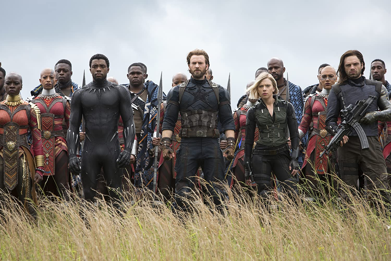 Avengers Infinity War Free