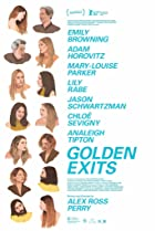 Golden Exits (2017) Poster