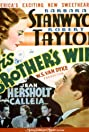 His Brother's Wife (1936) Poster