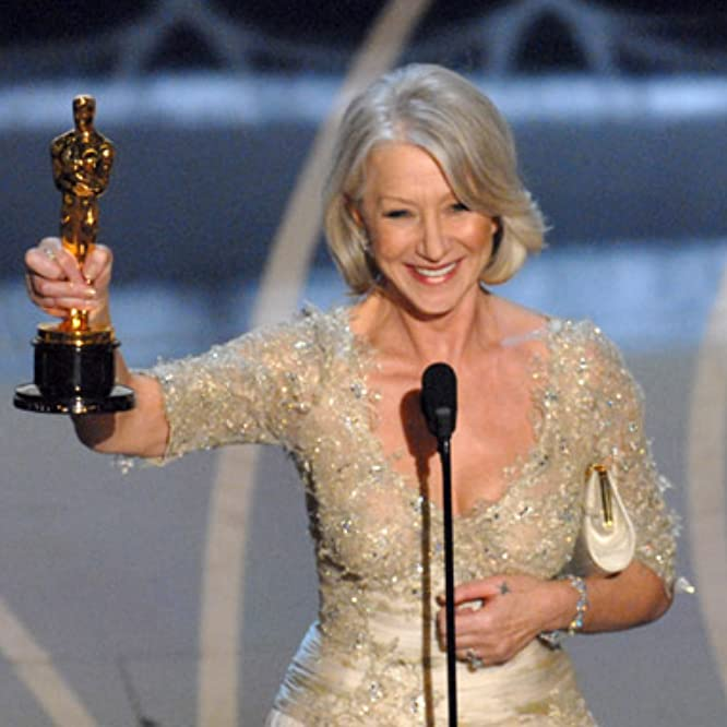 Helen Mirren at an event for The 79th Annual Academy Awards (2007)