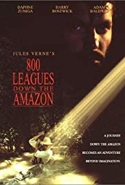 Eight Hundred Leagues Down the Amazon Poster