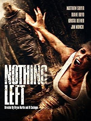 Nothing Left (2012)
