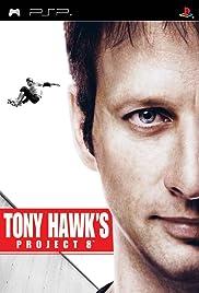 Tony Hawk's Project 8 Poster