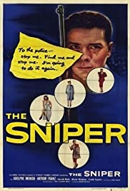 The Sniper Poster
