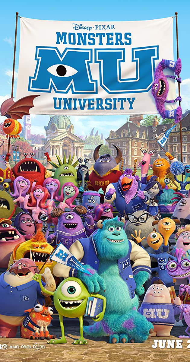 Monsters university 2013 imdb voltagebd Image collections