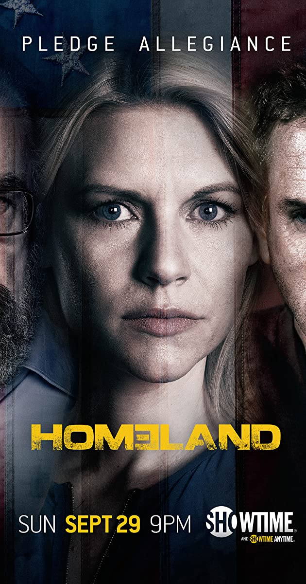 homeland imdb