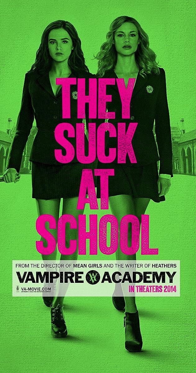 Vampire Academy Streamcloud