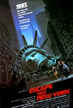 Primary image for Escape from New York