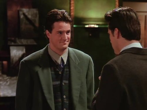 Friends: The One with the Candy Hearts | Season 1 | Episode 14