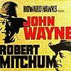 Robert Mitchum and John Wayne in El Dorado (1967)