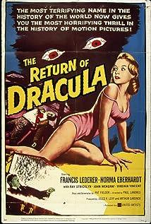 The Return of Dracula movie