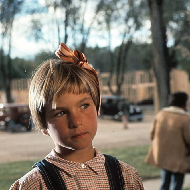 Tatum O'Neal in Paper Moon (1973)