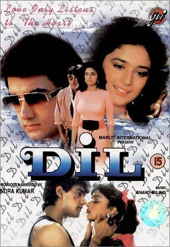 Dil (1990) Hindi 720p HDRip x264 1.3GB