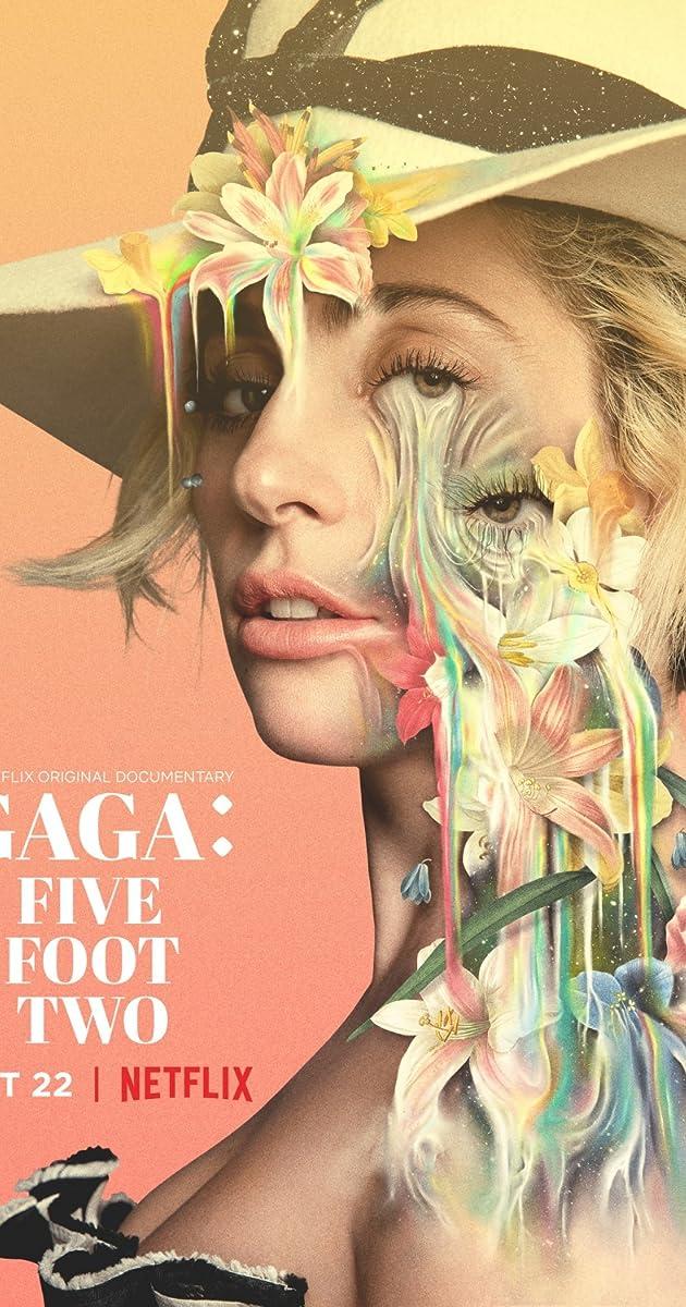 Gaga: penkios pėdos ir du coliai / Gaga: Five Foot Two (2017) online