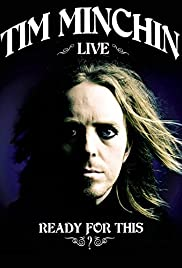 Tim Minchin: Ready for This? Live Poster