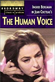 The Human Voice Poster
