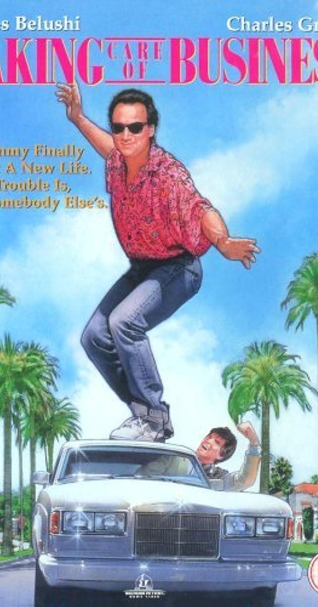 Taking Care of Business (1990) - IMDb