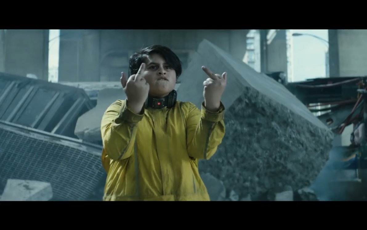 Julian Dennison in Deadpool 2 (2018)