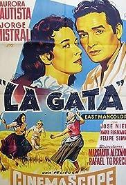 El Vaquero and the Girl Poster