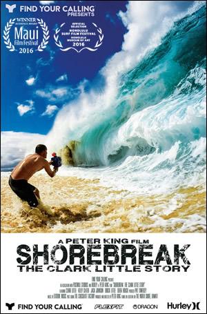 Permalink to Movie Shorebreak: The Clark Little Story (2016)