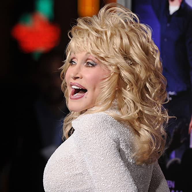 Dolly Parton at an event for Joyful Noise (2012)