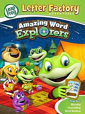 LeapFrog: Letter Factory Adventures: Amazing Word Explorers