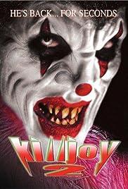 Killjoy 2: Deliverance from Evil(2002) Poster - Movie Forum, Cast, Reviews