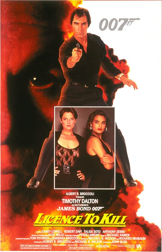 James Bond Licence To Kill 1989 720p BRRip Dual Audio Watch Online Free Download at www.movies365.in