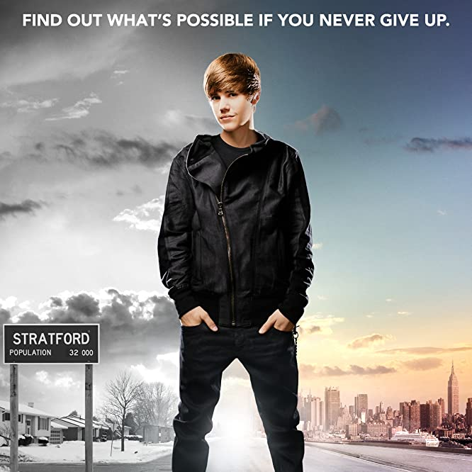 Justin Bieber in Justin Bieber: Never Say Never (2011)