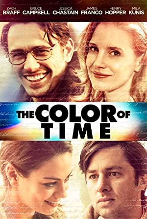 The Color Of Time full movie streaming
