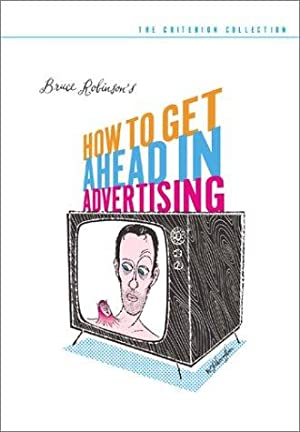 How to Get Ahead in Advertising poster