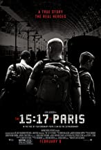 Primary image for The 15:17 to Paris
