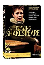 Playing Shakespeare Poster