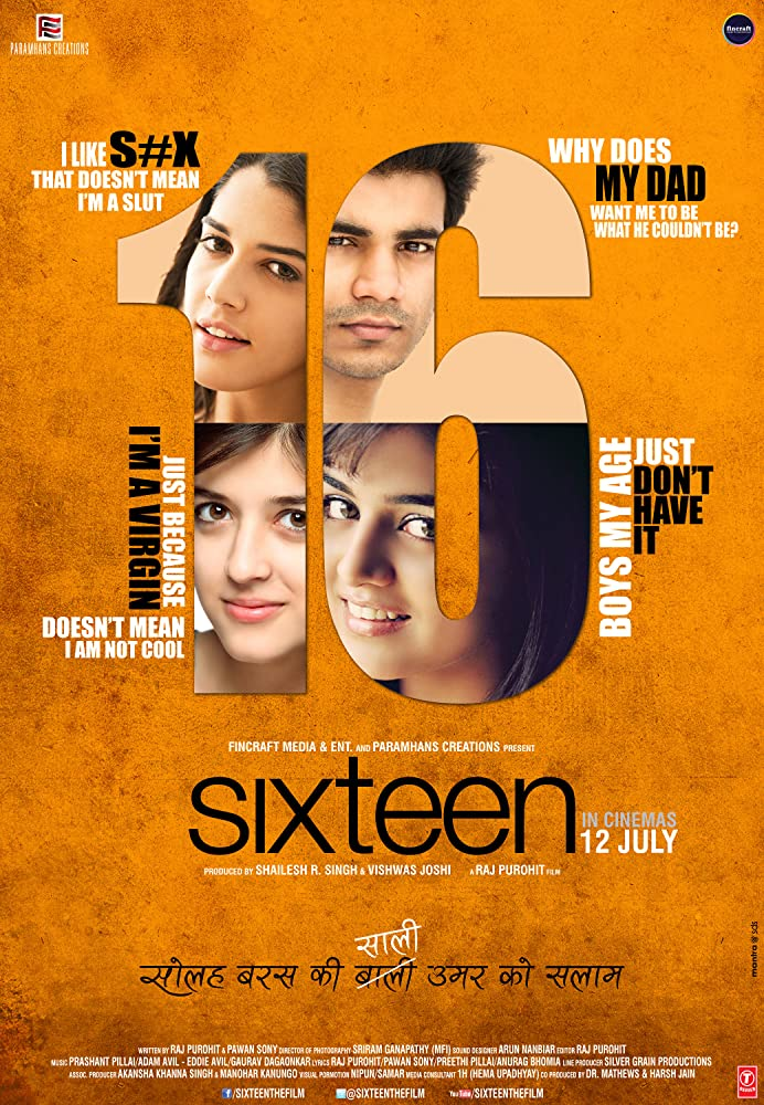Sixteen 2013 Hindi full Movie Watch Online Download