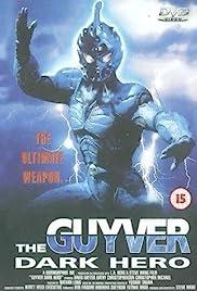 Guyver: Dark Hero Poster