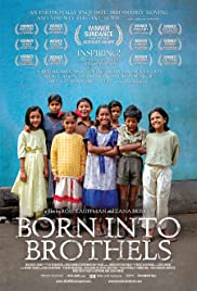 Born Into Brothels: Calcutta's Red Light Kids Poster