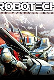 Robotech Masters Poster
