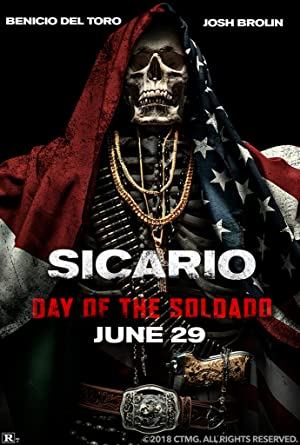 Sicario, Day Of The Soldado full movie streaming